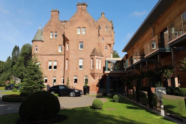 Entrance + Castle