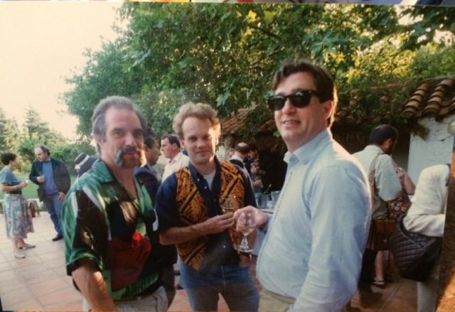 Jim, Tim, Giles