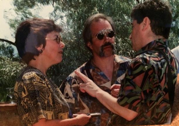 Liz, Jim, Anthony