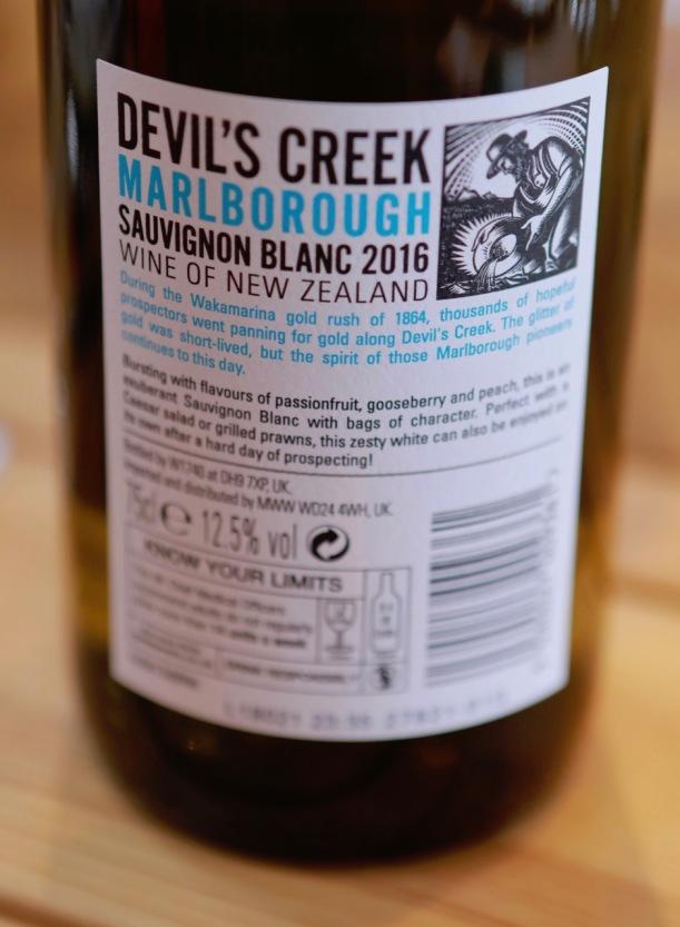 Devil's Creek Bl