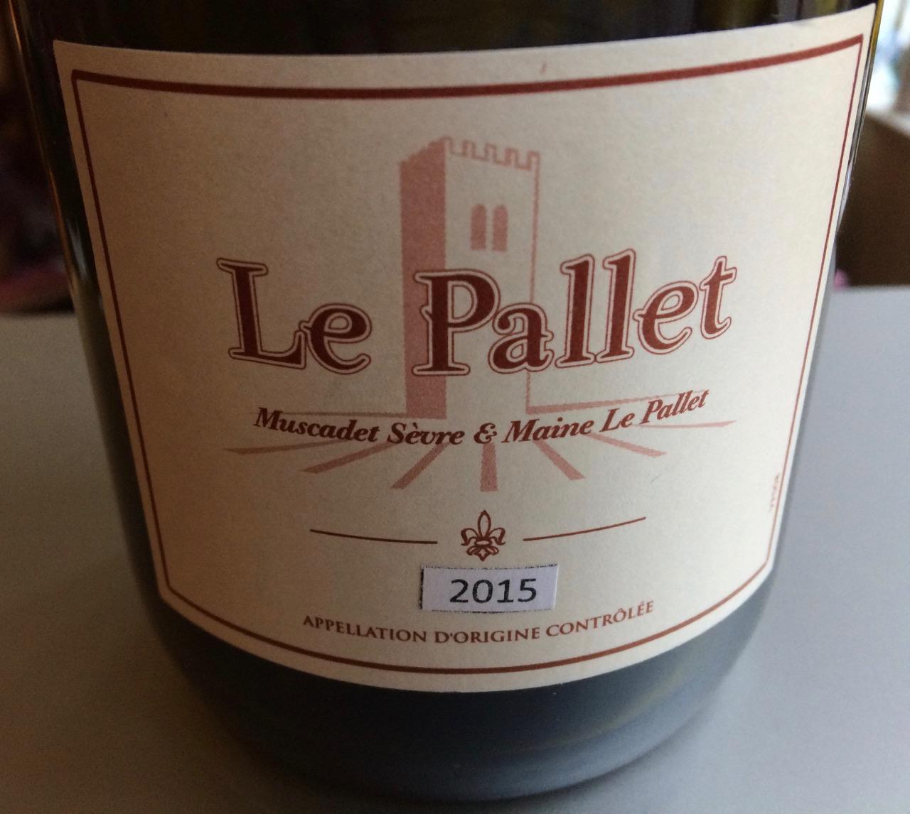Nice 2015 Jubilation, Le Pallet, Muscadet Sèvre U0026 Maine Le Pallet