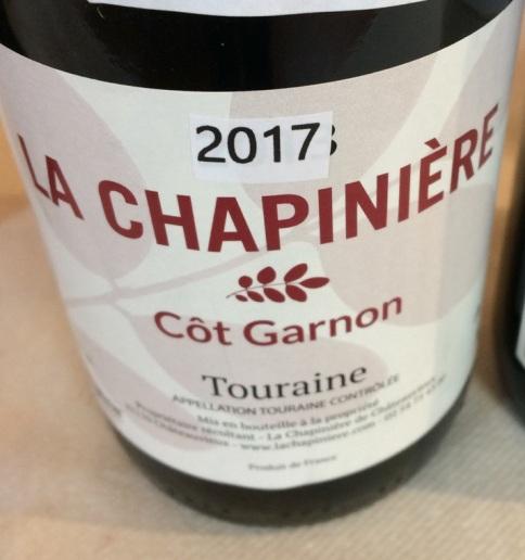 Côt Garnon La Chapinière