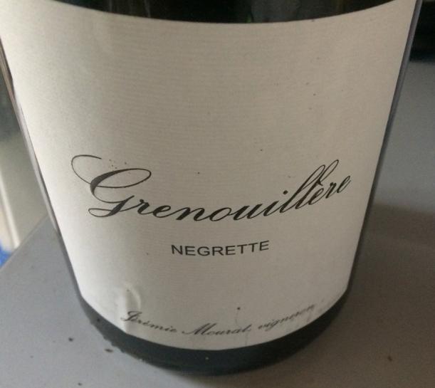Negrette Grenouillière