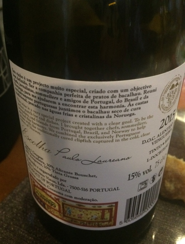 Bacalhau-BL