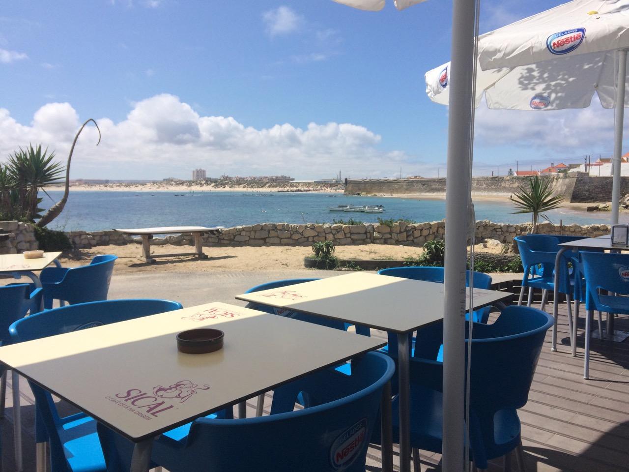 Café+beach