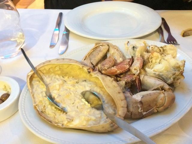Crab-a