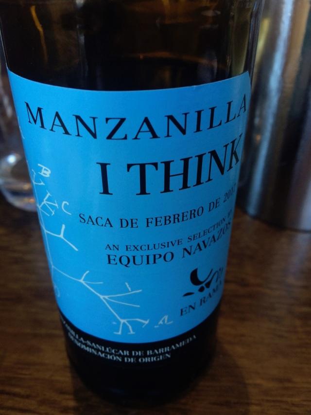 Manzanilla Rama I Think