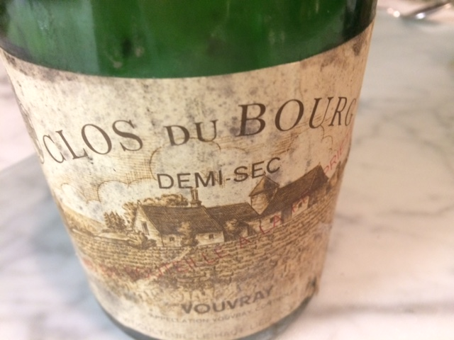 83 Clos du Bourg demi-sec
