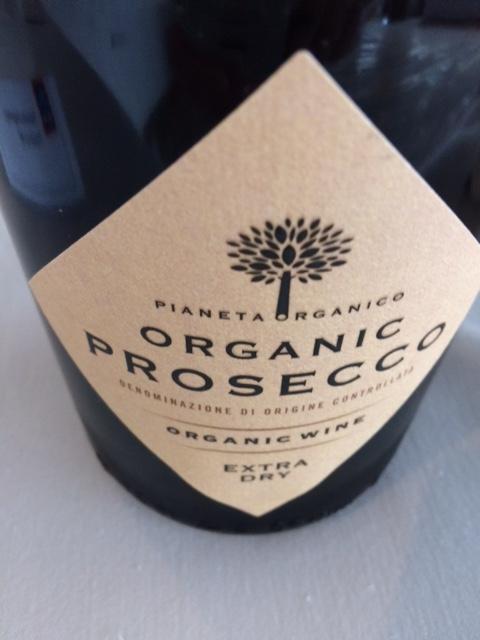 Organic Prosecco