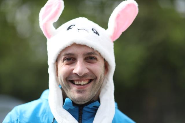 Fabien - Easter Bunny