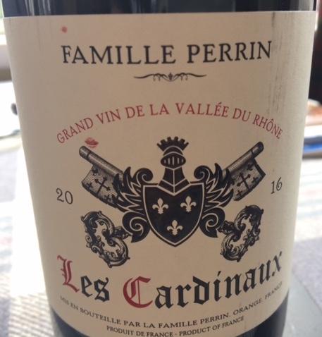 2016 Les Cardinaux