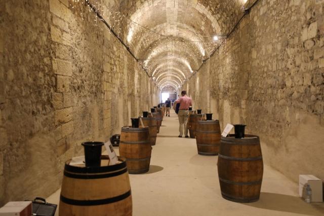 Château tunnel