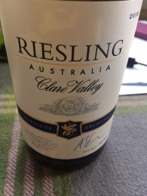 Riesling Clare