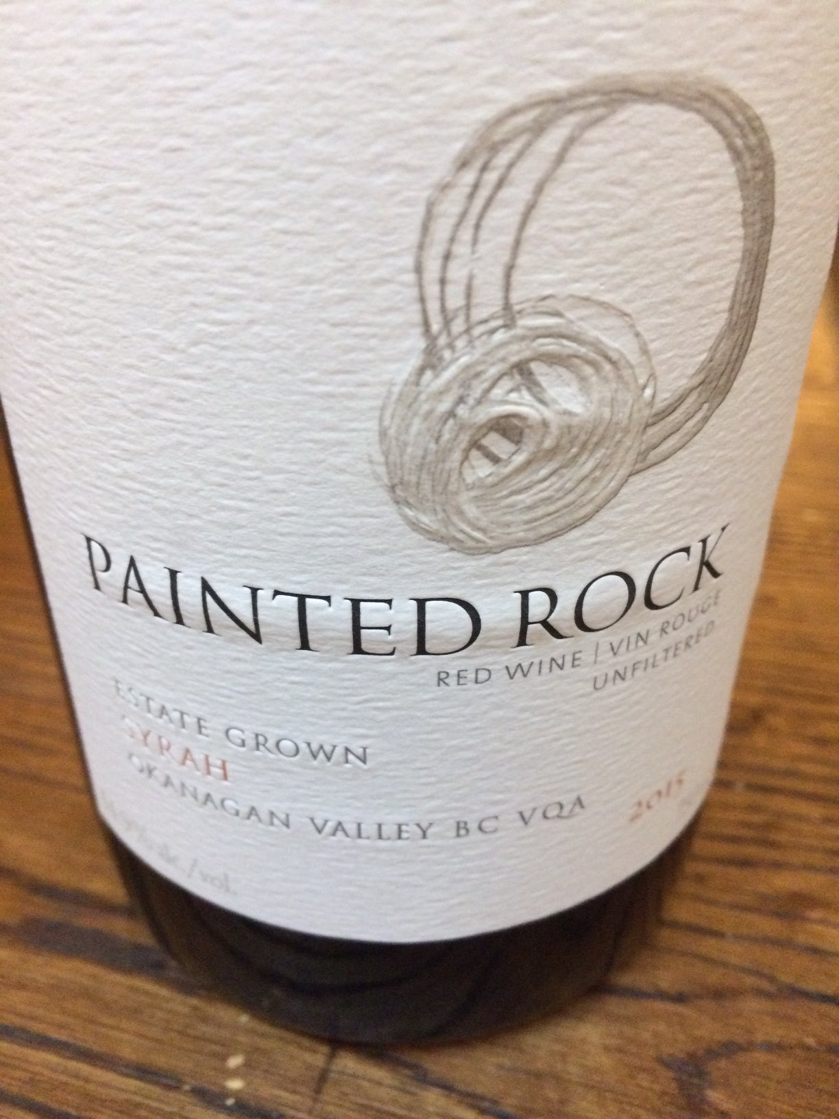 Painted Rock Syrah