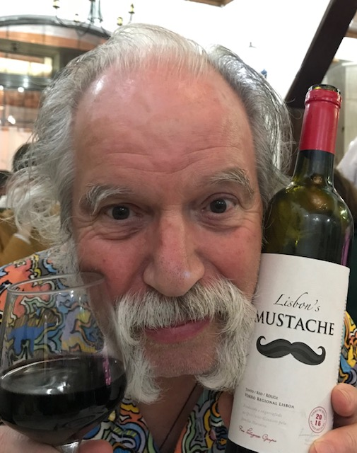 Jim + Mustache