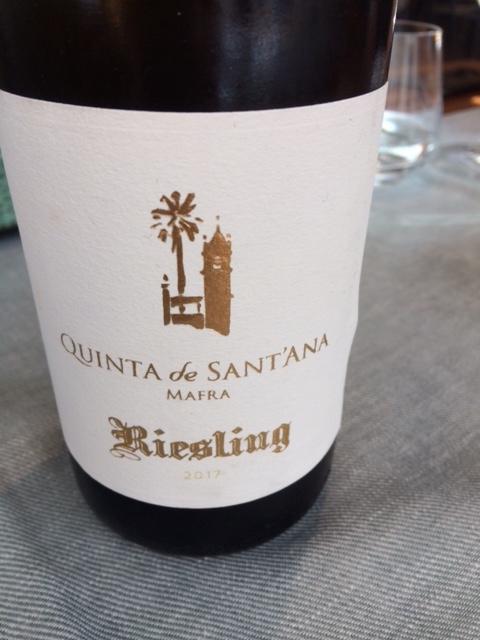 2017 Sant' Ana Riesling