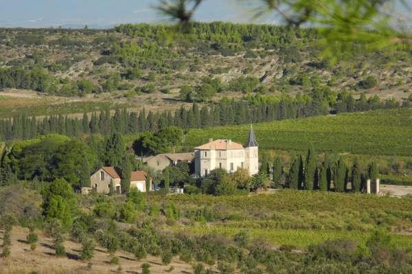 chateau La Baronne
